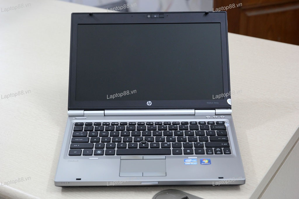 Laptop HP Elitebook 2560p cũ (Core i5 2520M, 4GB, 250GB, Intel HD Graphics 3000, 12.5 inch) - bảo hành 1 năm2