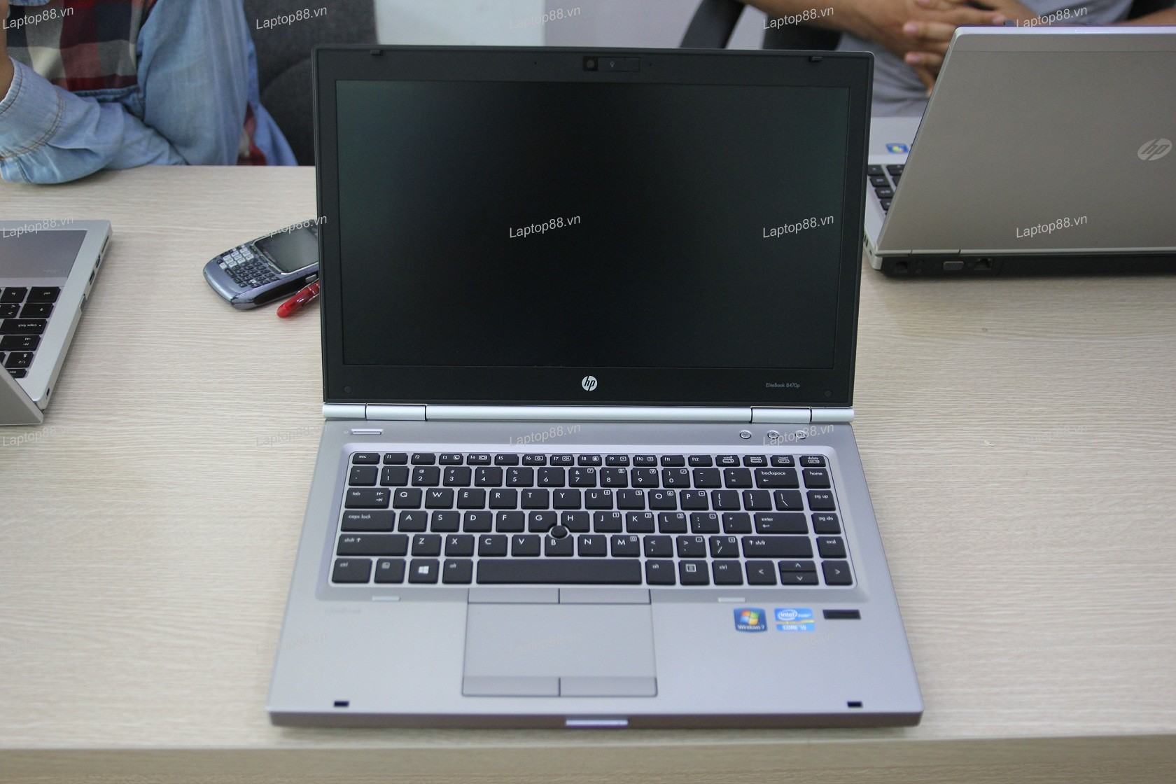 Laptop HP Elitebook 8470p cũ (Core i5 3320M, 4GB, 250GB, Intel HD Graphics 4000, 14 inch) - bảo hành 1 năm7