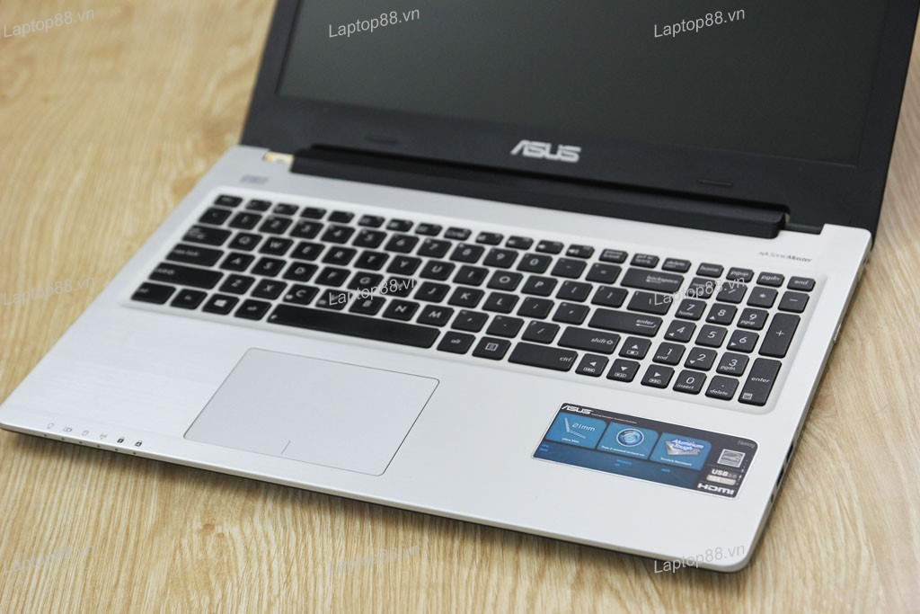 Laptop cũ Asus S56CA (Core i5 3317U, 4GB, 500GB + SSD 24GB, Intel HD Graphics 4000, 15.6 inch)3
