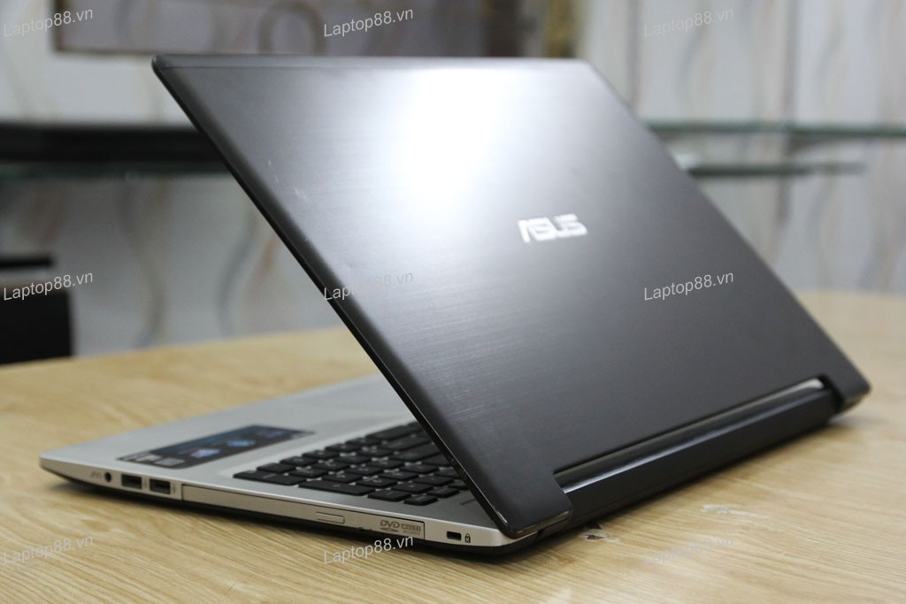 Laptop cũ Asus S56CA (Core i5 3317U, 4GB, 500GB + SSD 24GB, Intel HD Graphics 4000, 15.6 inch)5