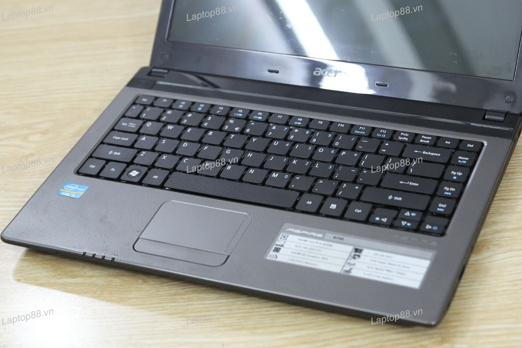 Laptop cũ Acer Aspire 4750 (Core i5 2430M, 2GB, 320GB, Intel HD Graphics 3000, 14 inch)3