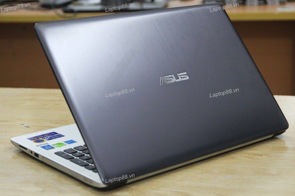 Laptop cũ Asus K551LN (Core i5 4200U, 4GB, 500GB + SSD 24GB, VGA 2GB NVidia Geforce GT 840M, 15.6 inch)0