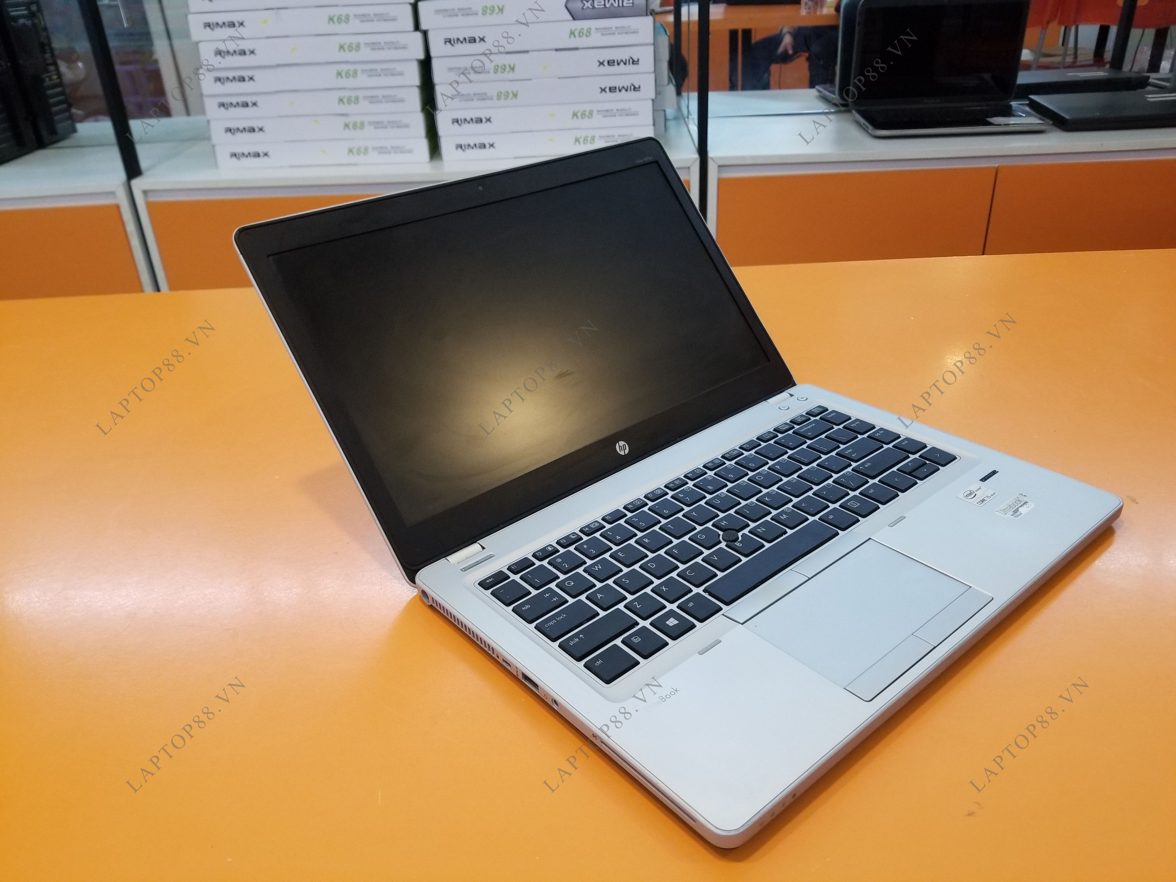 Laptop cũ Elitebook HP Folio 9470m (Core i5 3437U, 4GB, HDD 250GB, HD Graphics 4000, 14 inch) - Bảo hành 1 năm_5