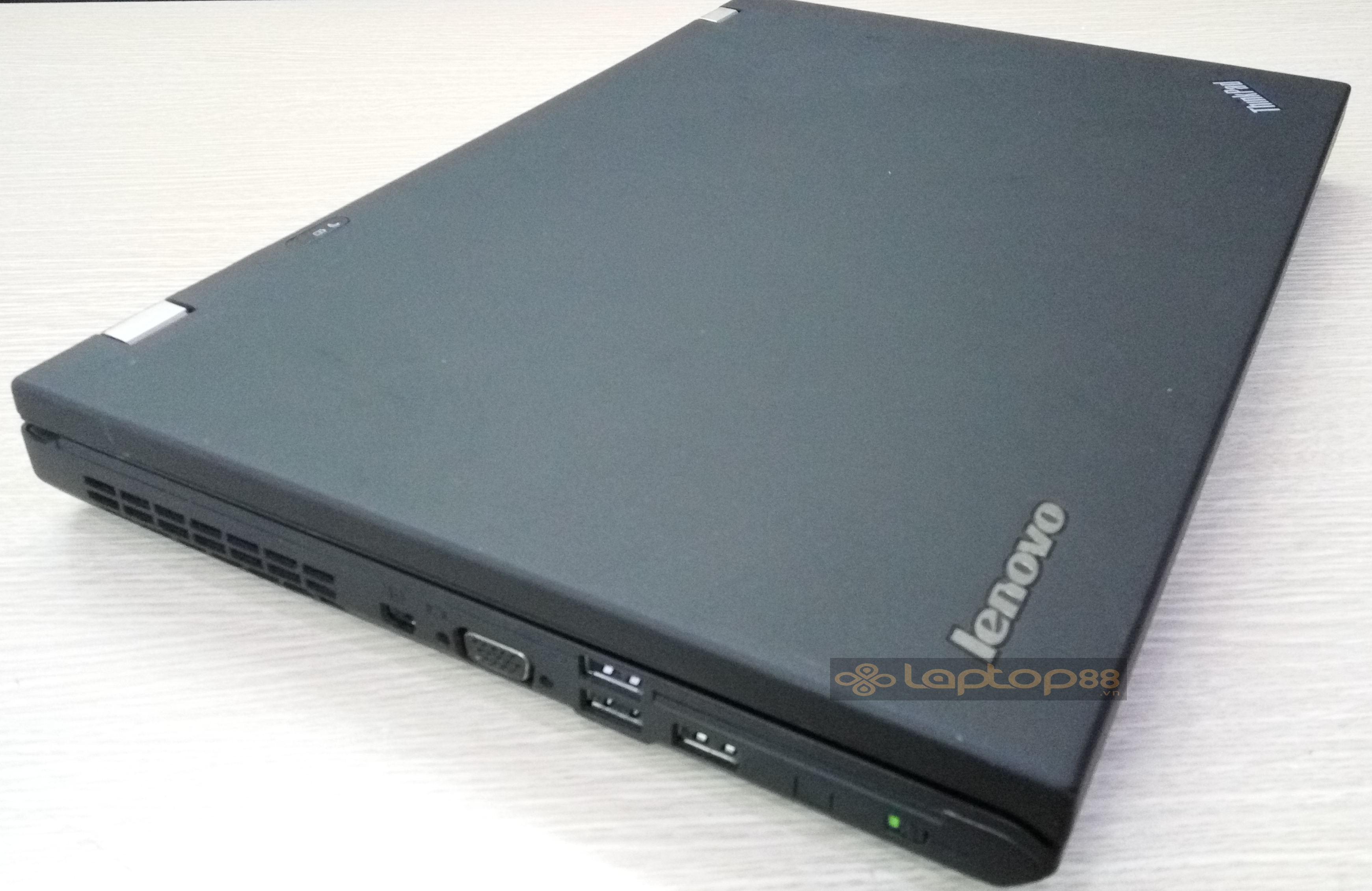 Laptop cũ Lenovo Thinkpad T530 ( Core i5 3320M, 4GB DDR3, 250GB SATA, Intel HD Graphics 4000, 15,6 inch LED HD+2