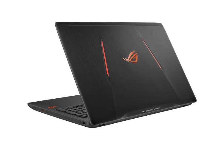Laptop Gaming cũ Asus GL553VD - Intel Core i7 7700HQ.RAM 8GB.HDD 1TB. Nvidia GeForce GTX 1050 (4GB DDR5 128bit). KBL RGB. full HD. 15.6inch0