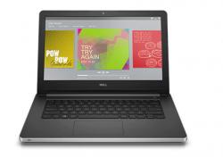 Laptop Dell Inspiron 5458 (Core i5 5200, RAM 4GB, HDD 500, Nvidia GeForce GT 920M, HD 14 inch)