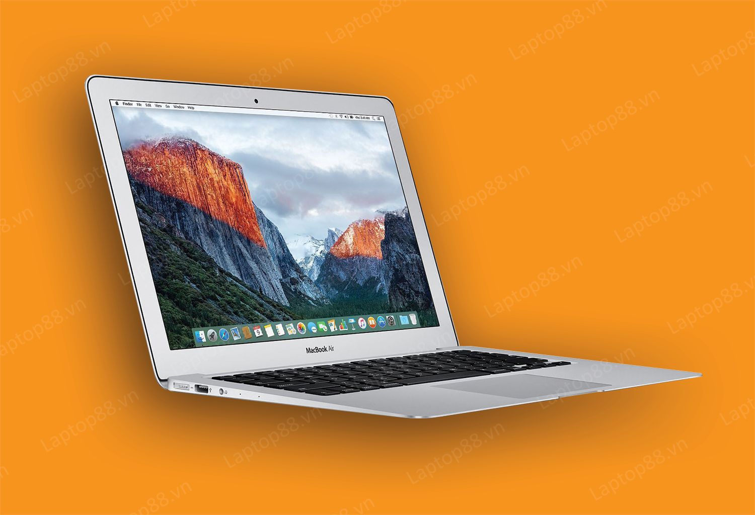 Macbook Air 11.6 2015 - MJVM2 (Intel Core i5, RAM 4GB, SSD 128GB, Intel HD Graphics 6000, 11,6 inch)1