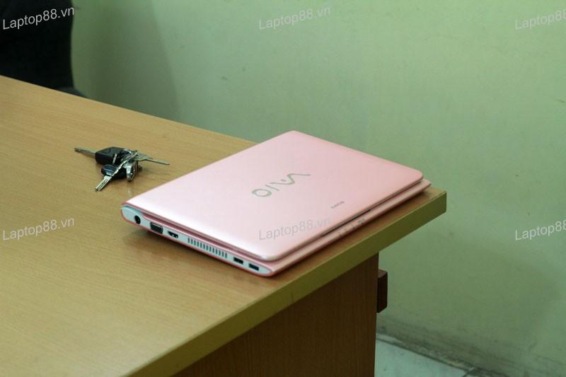 Laptop Vaio Mau Hong Sony Vaio Sve11 Mau Hong