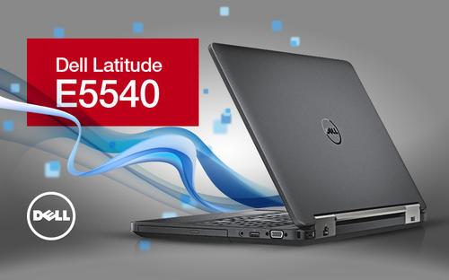 Cấu Hình Dell Latitude E5540