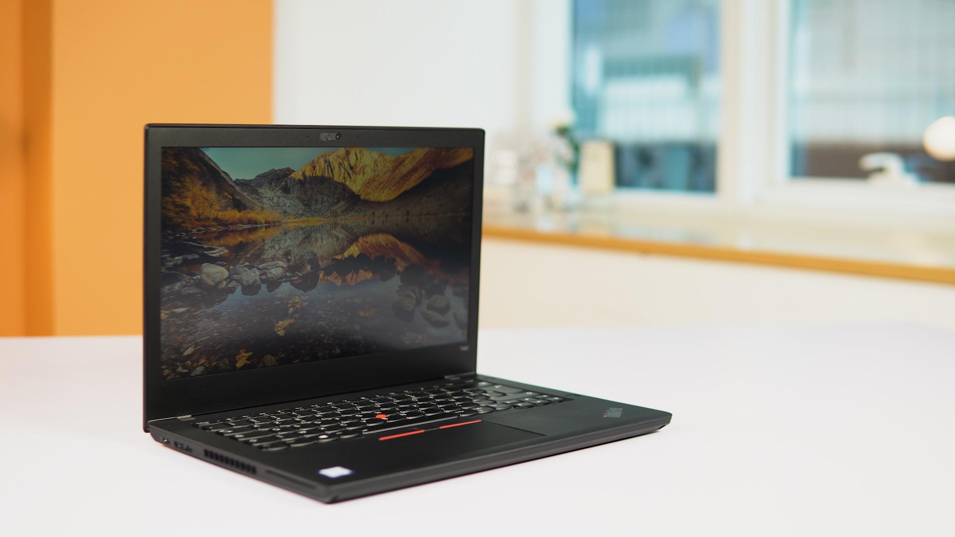 100% Full Box] Laptop Lenovo Thinkpad T480 - Intel Core i5