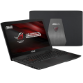Laptop Gaming Asus GL552VX - DM070D (Core i7 6700HQ, RAM 8, HDD 1TB, Nvidia Geforce GTX 950, FullHD 15.6 inch)