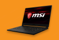 "Laptop Gaming MỚI MSI GS65 Stealth 8RE-Thin (Intel Core i7 8750H, RAM 16GB, 256GB NVMe SSD, Nvidia GeForce® GTX 1060, 15.6"" FullHD 144Hz, KeyLED RGB)"
