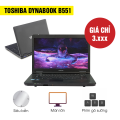 Laptop Cũ Toshiba Dynabook Satellite B551 - Intel Core i5