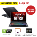 [Mới 100% Full Box] Laptop Acer Nitro 5 2021 AN515-45-R0B6 - Flash sale