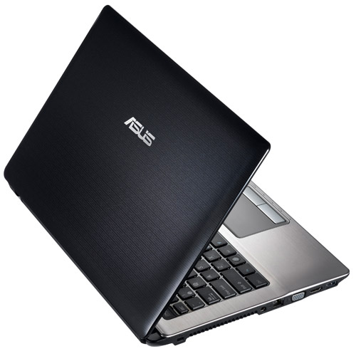 Laptop Asus K43E (Core i3-2350M, RAM 2GB, HDD 500GB, Intel HD Graphics 3000, 14 inch, FreeDOS)
