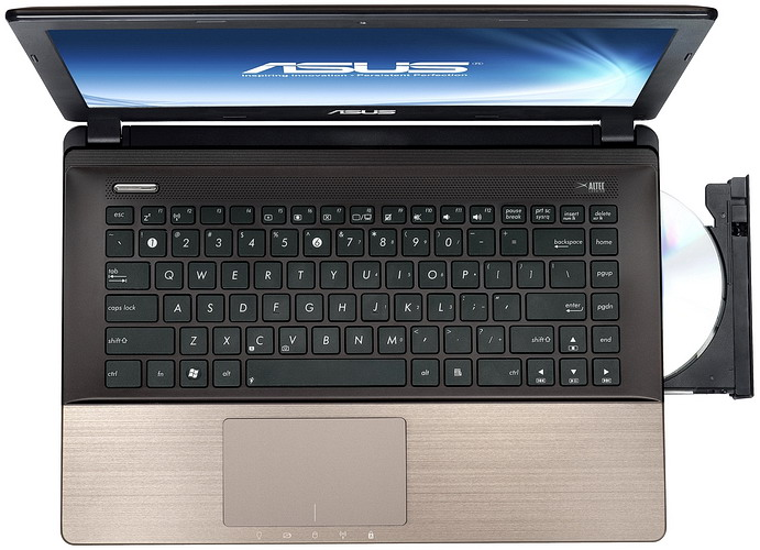 Laptop Asus K45A (Core i5-3210M, RAM 4GB, HDD 500GB, HD Graphics 4000, 14 inch, FreeDOS)