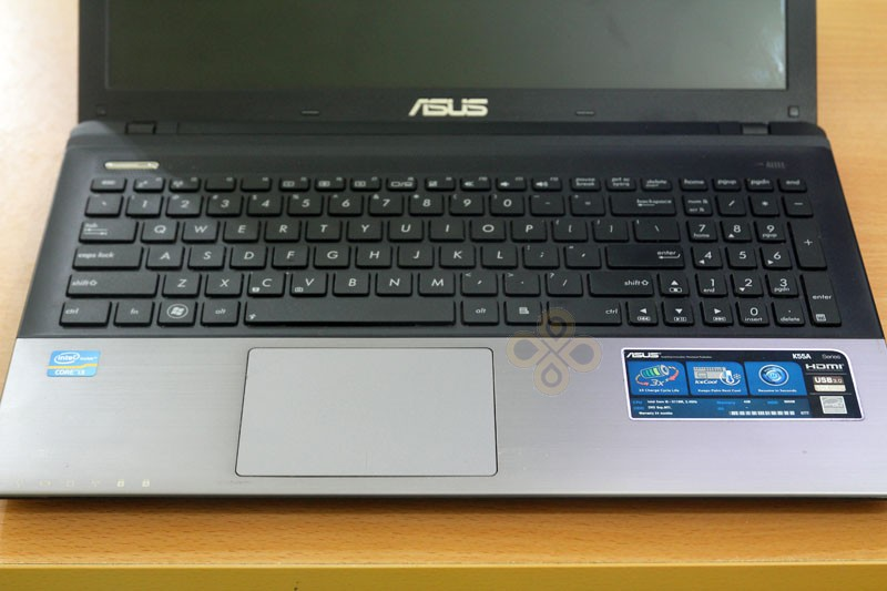 Laptop Asus K55A (Core i3-3110M, RAM 4GB, HDD 500GB, HD Graphics 4000, 15.6 inch, FreeDOS)3