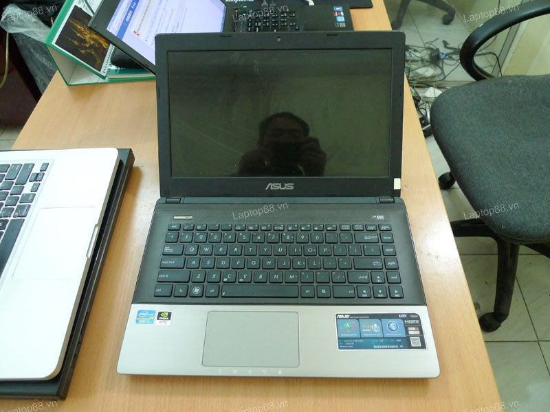 Laptop Asus K45VD (Core i5-3210M, RAM 4GB, HDD 500GB, Nvidia Geforce 610M, 14 inch, FreeDOS)