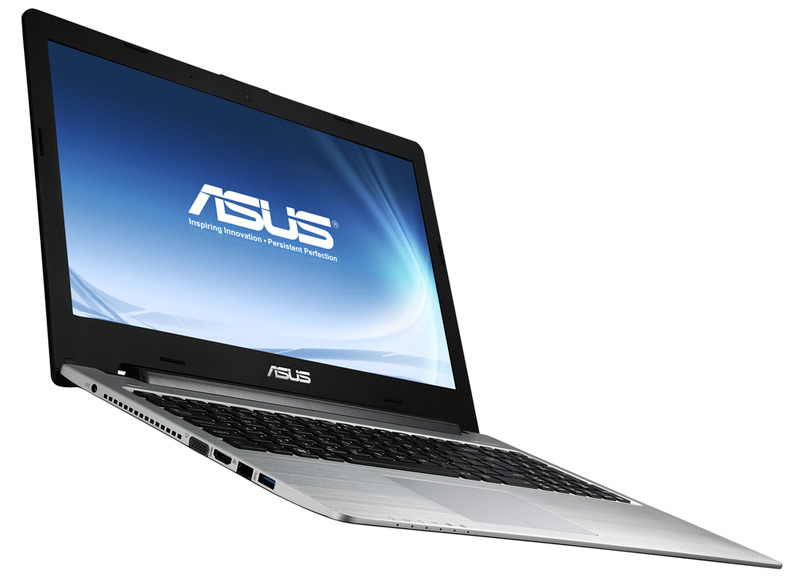 Laptop Asus S56CM (Core i5-3317U, RAM 4GB, HDD 500GB + SSD 24GB, Nvidia Geforce GT 635M, 15.6 inch, FreeDOS)