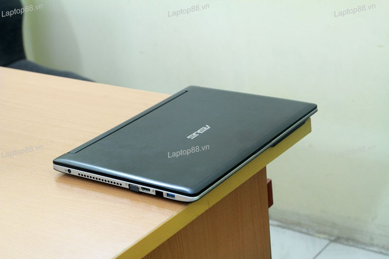 Laptop Asus S46CA (Core i5-3317U, RAM 4GB, HDD 500GB + SSD 24GB, Intel HD Graphics 4000, 14 inch, FreeDOS)