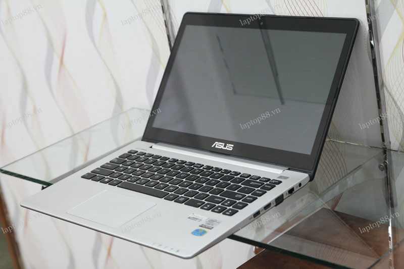 Laptop Asus S400CA (Core i7 3517U, RAM 4GB, HDD 500GB + SSD 24GB, Intel HD Graphics 4000, 14 inch cảm ứng)