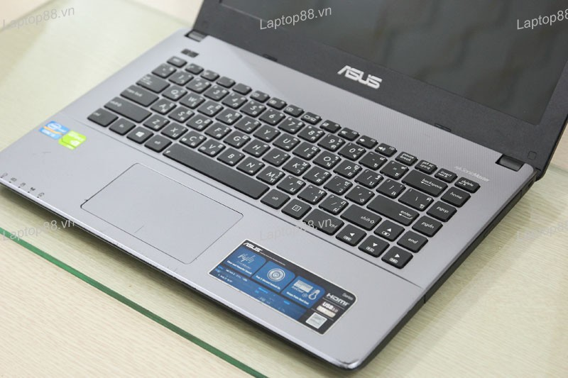Laptop Asus X450CC (Core i3 3217U, RAM 4GB, HDD 500GB, Nvidia Geforce GT 720M, 14 inch)