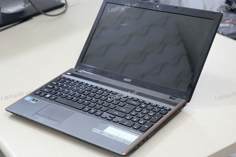 Laptop Acer Aspire 5755G (Core i5 2450M, RAM 4GB, HDD 500GB, Nvidia Geforce GT 540M, 15.6 inch)