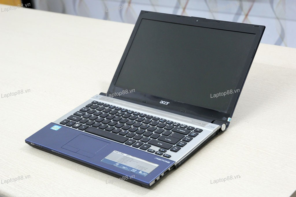 Laptop Acer Aspire Timeline 4830 (Core i5 2450M, RAM 4GB, HDD 500GB, Intel HD Graphics 3000, 14 inch)