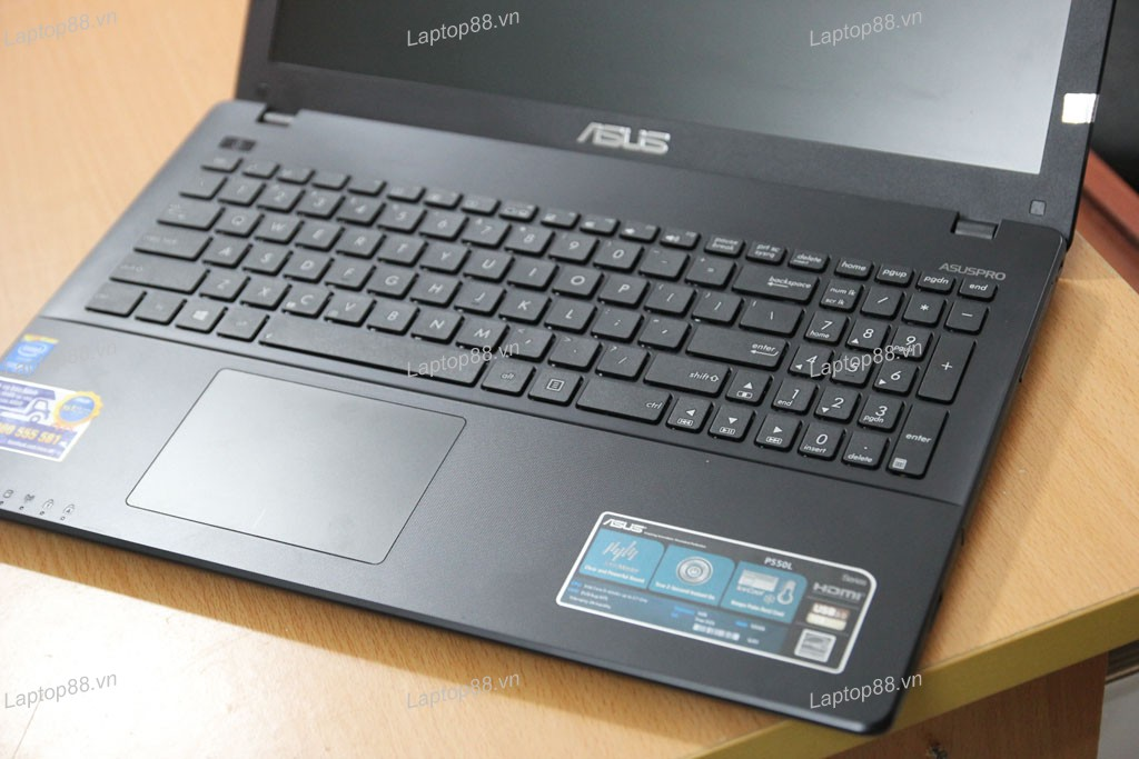 Laptop Asus P550LAV (Core i5 4210U, RAM 4GB, HDD 500GB, Intel HD Graphics 4400, 15.6 inch)2