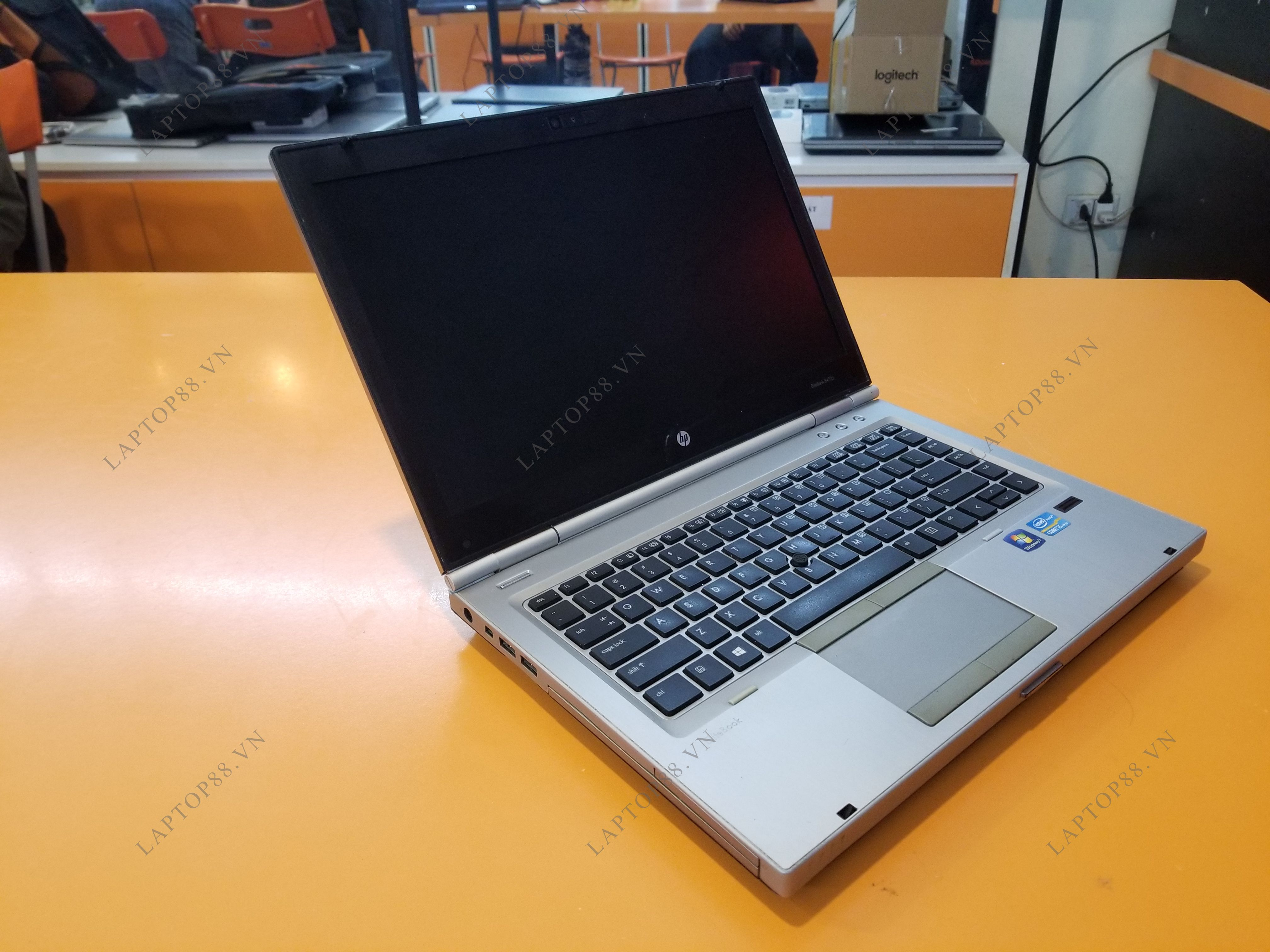 Laptop cũ HP Elitebook 8470p - Intel Core i7