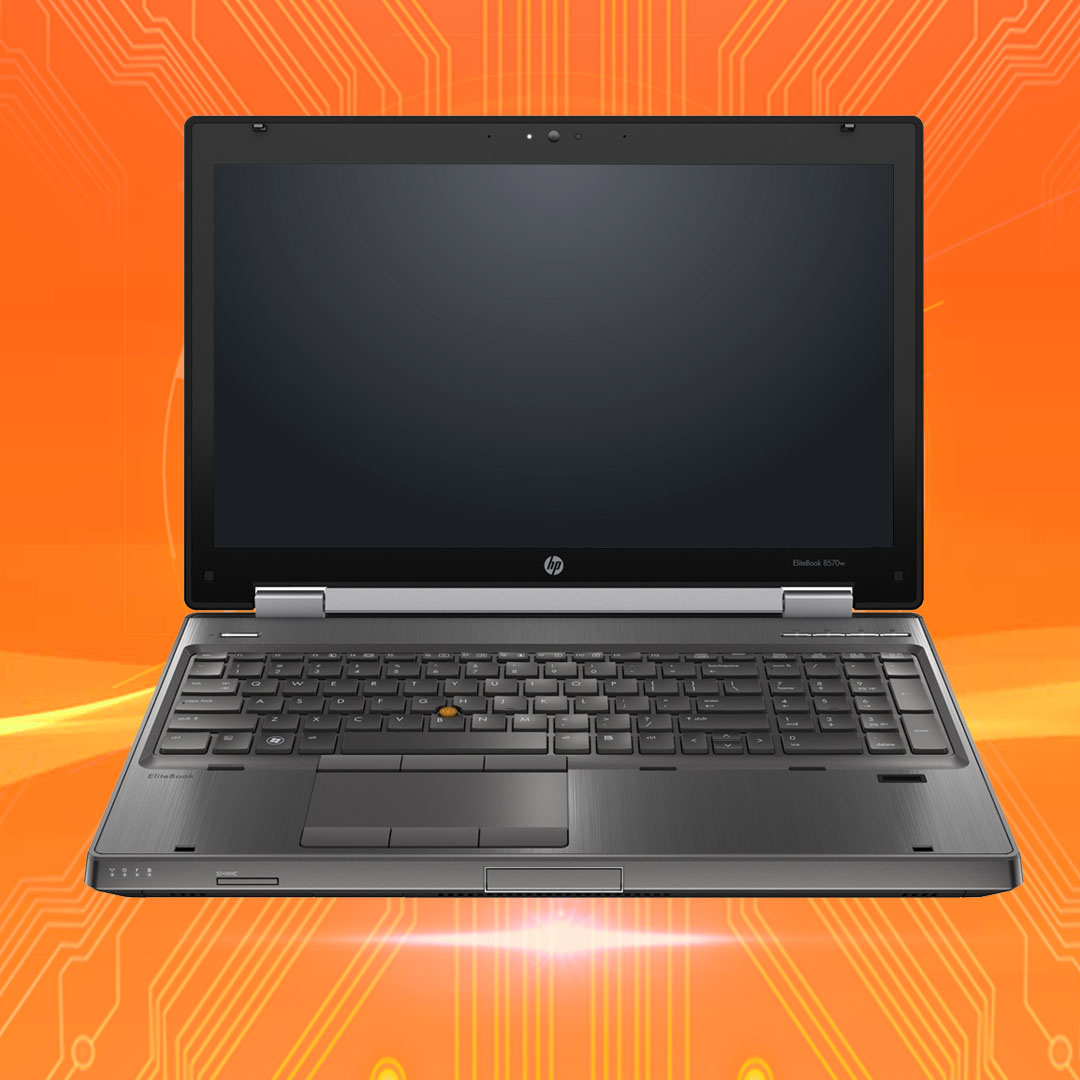 Laptop cũ HP Elitebook 8570W Workstation - Intel Core i7