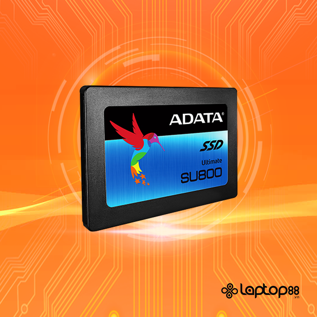 SSD 2.5 Inch - ADATA Ultimate SU800 128GB