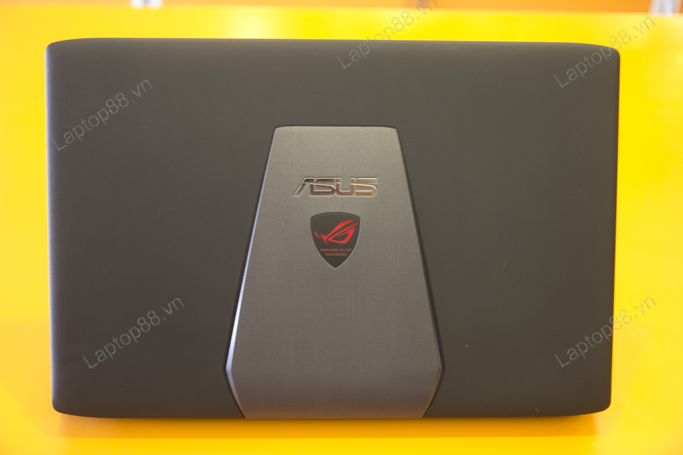 Laptop Gaming Asus GL552JX (Core i7 4720HQ, RAM 8GB, HDD 1TB, Nvidia GeForce GTX 950, FullHD 15.6 inch)1