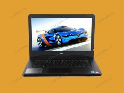 Laptop Dell Inspiron 3443 (Core i5 5200U, RAM 4, HDD 500GB, Nvidia GT 930M, HD 14 inchCH)