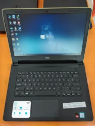 Laptop Laptop Dell Inspiron 3468 (Core i5 7200U, RAM 4GB, HDD 500, ATI R5-420M 2G, HD 14 inch)