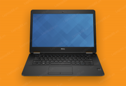 Laptop Dell Latitude E7470 (Core i7 6600U, RAM 8GB, SSD 256GB, Intel HD Graphics 520, 14 inch HD, KeyLED)