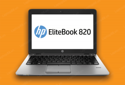 Laptop HP Elitebook 820 G1 (Intel Core i5 4300U, RAM 4GB, SSD 120GB, Intel HD Graphics 4400, 12.5 inch HD)