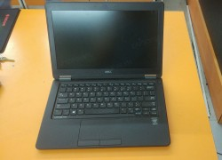 Laptop Dell Latitude E7250 (Core i7 5600U, RAM 8GB, SSD 256GB, Intel HD Graphics 5500,  12.5 inch HD)