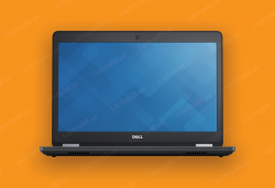 Laptop Dell Latitude E5470 (Intel Core i5 6300U, RAM 8GB, SSD 256GB, Intel HD Graphics 530, 14 inch FullHD)