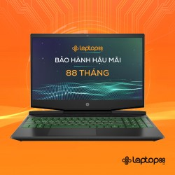 [Mới 100% Full Box] Laptop Gaming HP PAVILION GAMING 15- DK0003TX - Intel Core i7