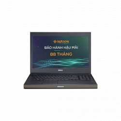 Laptop Cũ Dell Precision M6800 i7 48xxMQ FHD AMD M6100