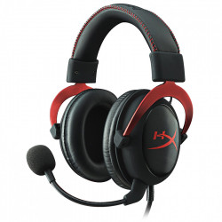 Tai Nghe Kingston HyperX Cloud II - Gaming RED C