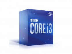 CPU Intel Core i3-10100F (3.6GHz turbo up to 4.3Ghz, 4 nhân 8 luồng, 6MB Cache, 65W, socket 1200)