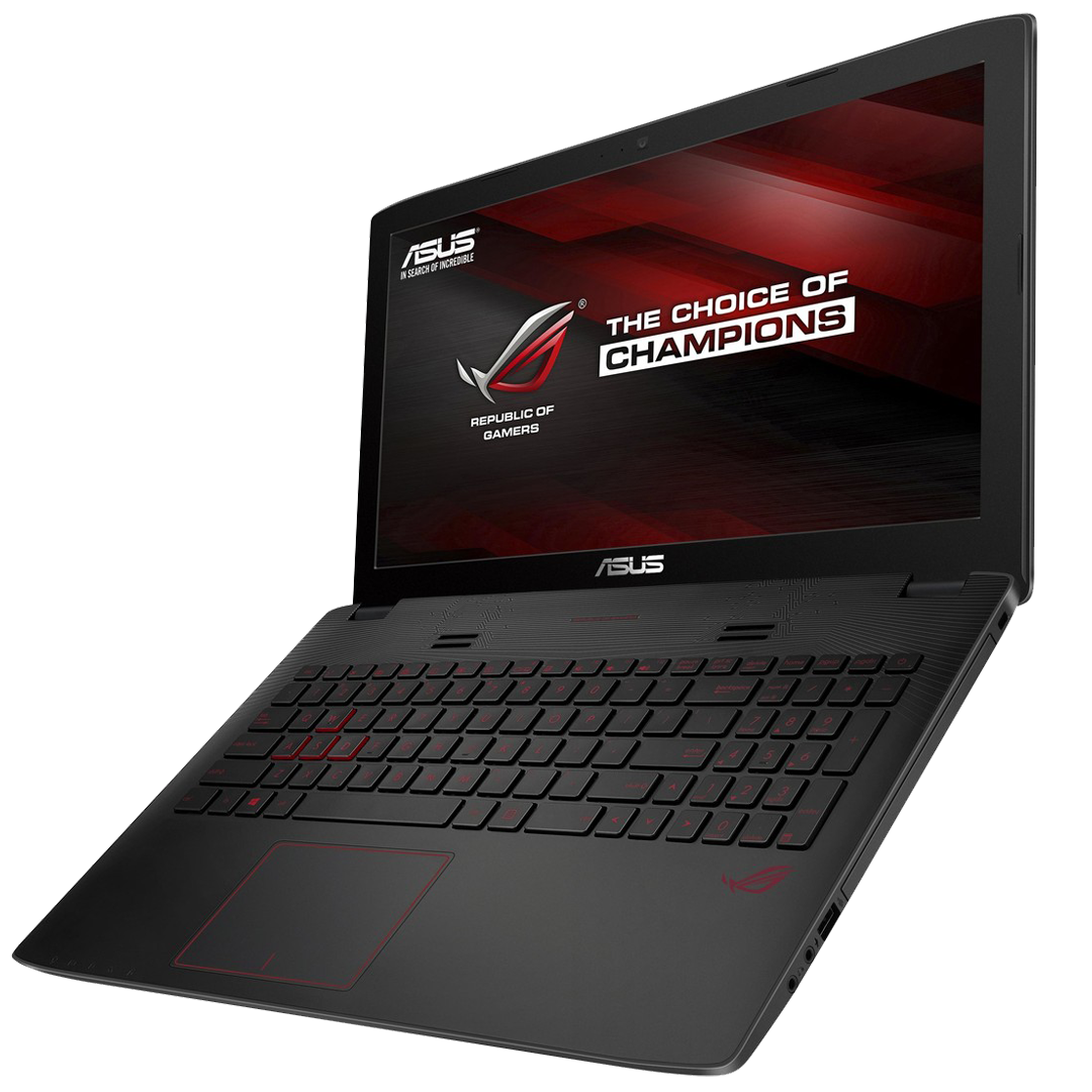 Laptop Gaming Asus GL552JX  (Core i5 4200H, RAM 4GB, HDD 1TB, Nvidia GeForce GTX 950, FullHD 15.6 inch)