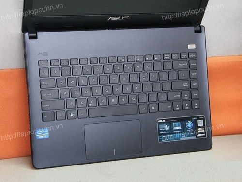 Laptop Asus X401A (Core i3-2370M, RAM 4GB, HDD 500GB, Intel HD Graphics 3000, 14 inch, FreeDOS)