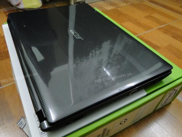 Laptop Acer Aspire 4752G (Core i5-2410M, RAM 2GB, HDD 500GB, 1GB Geforce 610M, 14 inch, FreeDOS)