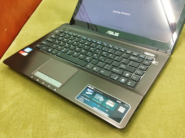 Laptop Asus K43E (Core i3 2310M, RAM 2GB, HDD 500GB, Intel HD Graphics 3000, 14 inch)