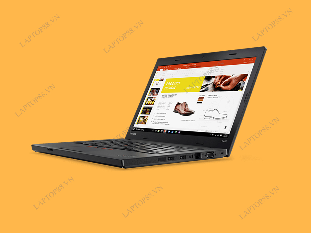 Laptop Lenovo Thinkpad L470 (Core i3 7100U, RAM 4GB, HDD 500GB, Intel HD Graphic 620, 14 inch )