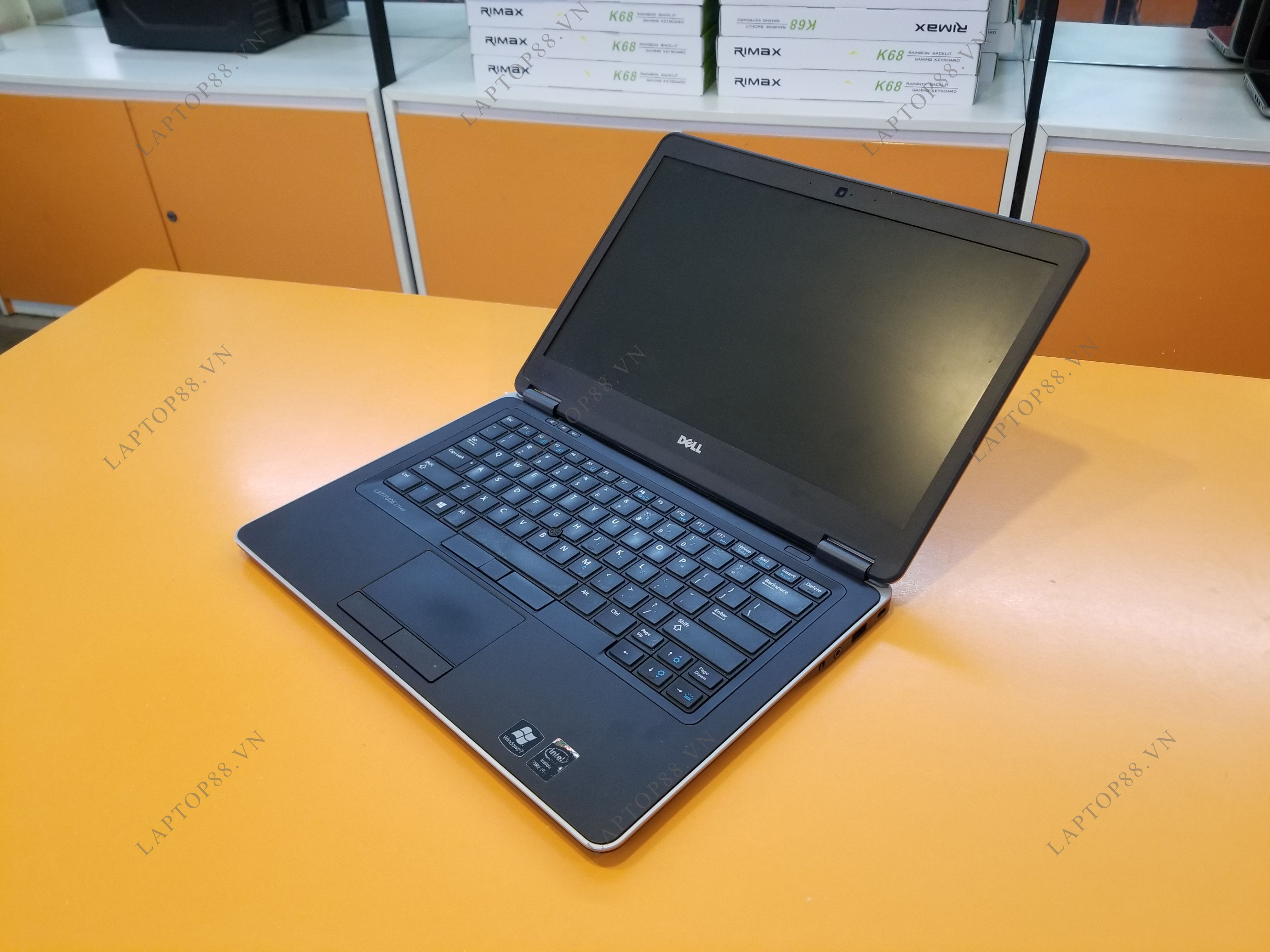 Laptop cũ Dell Latitude E7440 - Intel Core i7