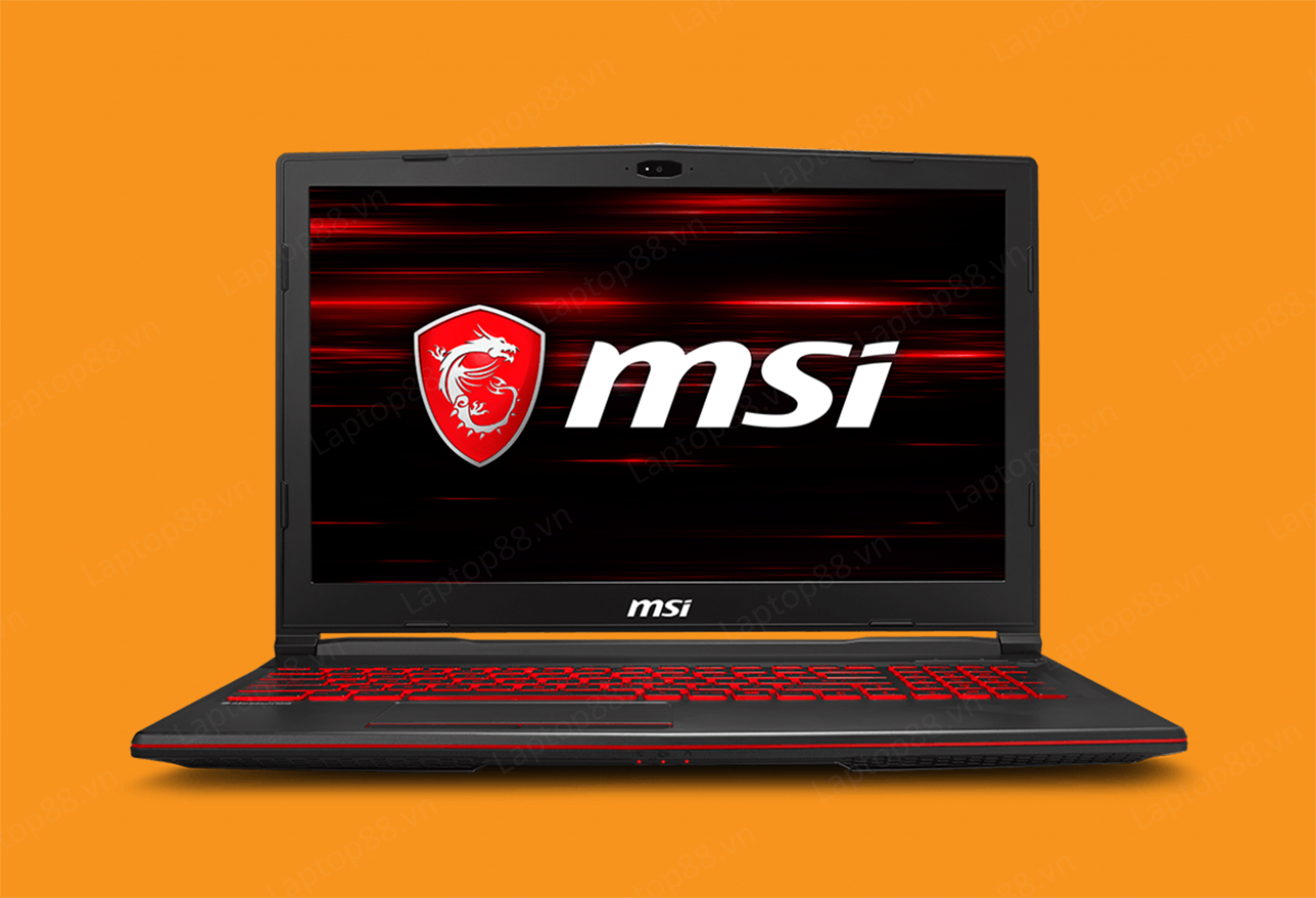 [Mới 100% Full Box] Laptop Gaming MỚI MSI GL63 8RC - 436VN / 813VN - Intel Core i7